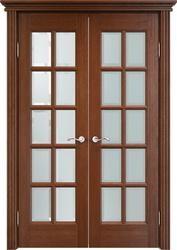 Межкомнатная дверь Итальянская легенда Дуб Д10 Коньяк