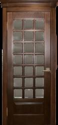 Межкомнатная дверь Альверо ДО Диана, Орех