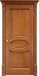 Межкомнатная дверь Итальянская легенда Сосна 26Ш ДГФ Орех 10%