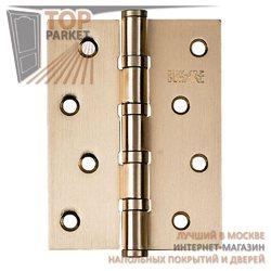 Петли дверные универсальные B020-C Матовое золото
