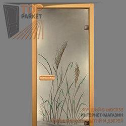 Стеклянная дверь Bella Cosa Тростник