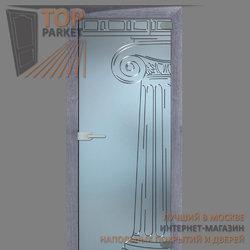 Стеклянная дверь Bella Cosa Капитель