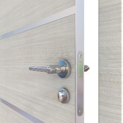 Межкомнатная дверь Дверная Линия ДГ-505 Ива светлая