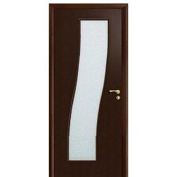 Межкомнатная дверь Оникс Каскад со стеклом