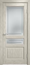 Межкомнатная дверь Мадера ДО Винтаж 5 Браш Ral 1013