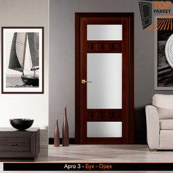 Межкомнатная дверь из массива бука Арго 3