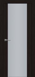 Межкомнатная дверь PO BASE 3 темный венге