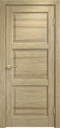 Межкомнатная дверь Мадера Винтаж 17 Браш Бежевый