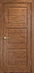 Межкомнатная дверь Мадера  Винтаж 17  Браш Бордо