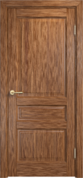 Межкомнатная дверь Мадера  Винтаж 5 Браш Бордо
