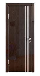 Межкомнатная дверь Дверная Линия ДГ-506 Венге глянец
