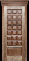 Межкомнатная дверь Альверо  Диана, Орех золотой