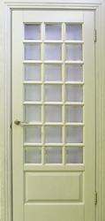 Межкомнатная дверь Альверо ДО  Диана, Олива