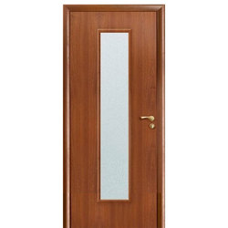 """Межкомнатная дверь Оникс """"Эконом"""" со стеклом"""