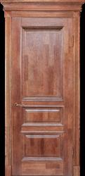 Межкомнатная дверь Альверо ДО Елизавета 3, Орех