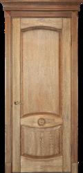 Межкомнатная дверь Альверо ДО Ольга, Дуб Натуральный