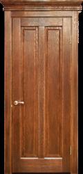 Межкомнатная дверь Альверо ДО Мария, Орех