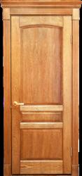 Межкомнатная дверь Альверо ДО Кристина, Орех Золотой