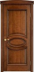 Межкомнатная дверь Итальянская легенда Ольха 26 Коньяк+патина