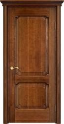 Межкомнатная дверь Итальянская легенда Ольха 7.2 Коньяк+патина