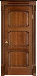 Межкомнатная дверь Итальянская легенда Ольха 7.3 Коньяк+патина