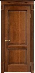 Межкомнатная дверь Итальянская легенда Ольха 6.2 Коньяк+патина