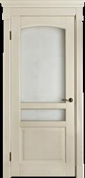 Межкомнатная дверь Альверо ДО Кристина, Беленый Дуб