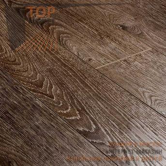 Ламинат Ecoflooring Brush Wood Дуб Дымчатый 33 класс 12 мм (1215х128)