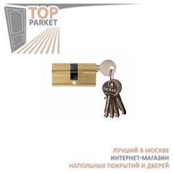 Цилиндр латунный Melodia 60/30-30 Полированная латунь