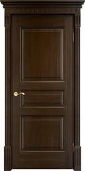 Межкомнатная дверь Итальянская легенда Дуб Д5 Мореный