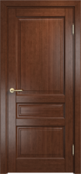 Межкомнатная дверь  Мадера Mix Ольха-85 бренди