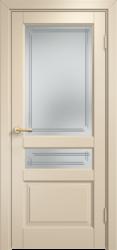 Межкомнатная дверь  Мадера ДО Mix Ольха-85 ral 1015