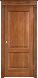 Межкомнатная дверь Итальянская легенда Дуб Д13 Орех 10%