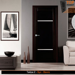 Межкомнатная дверь из массива бука Тайра 2
