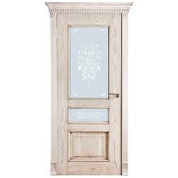 Межкомнатная дверь Оникс Версаль со стеклом