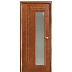 Межкомнатная дверь Оникс Вертикаль со стеклом