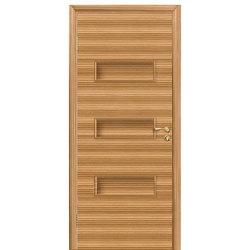 Межкомнатная дверь Оникс Виктория с филенкой МДФ