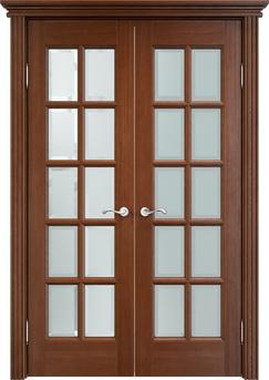 Дверь  Д 10 Коньяк