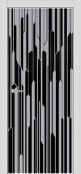 алюформ 5 AGS-чёрное п-255