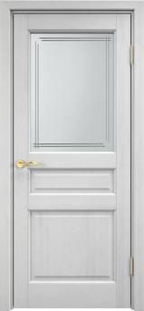 Дверь остеклённая 5 Ш Белый воск