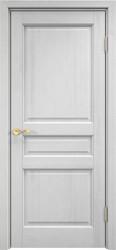 Дверь 5 Ш Белый воск