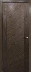 Межкомнатная дверь Оникс Шпонированное Полотно