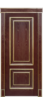 Дверь Альверо Елизавета 2, Гранат Золото