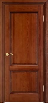 Дверь 117 Ш Коньяк патина