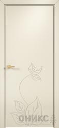 Дверь Концепт №13 эмаль слоновая кость