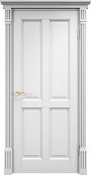 Дверь 15Ш Белая эмаль