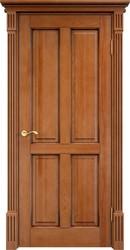 Дверь 15 Ш Орех 10% патина
