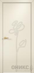 Дверь Концепт №16 эмаль слоновая кость