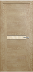 Межкомнатная дверь Прайм 2112 Дуб Золотистый