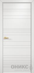 Дверь Концепт №3 эмаль белая